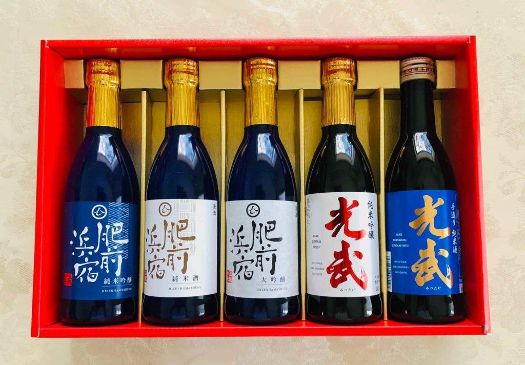 義実家 手土産 お菓子以外 日本酒・焼酎