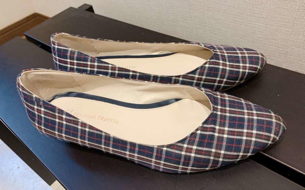 靴擦れしないパンプス オリエンタルトラフィック