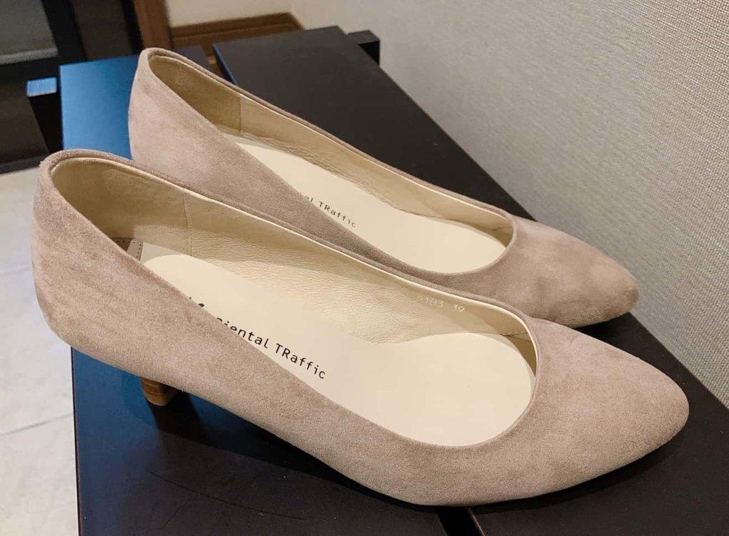 パンプス 靴擦れしにくい オリエンタルトラフィック